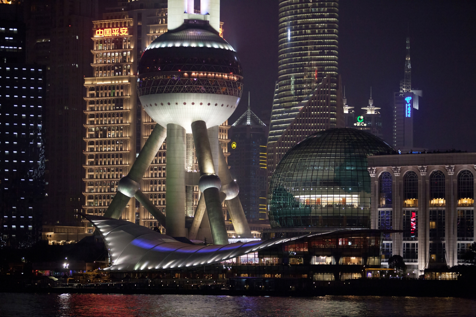 17. Shangai by night 1